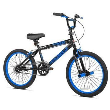 Razor High Roller 20-Inch Boy's Bicycle in Black/Blue