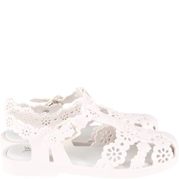 Melissa Ivory Spider Shoes For Woman