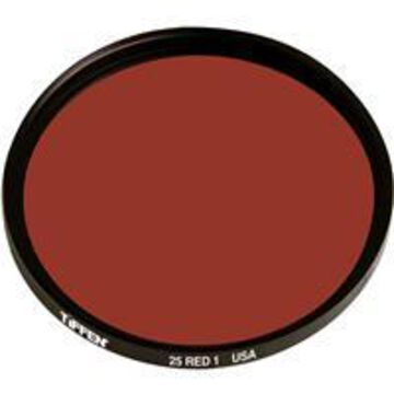 Tiffen 77mm #25 Glass Filter - Red