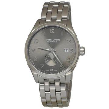 Hamilton Men's H42515185 Jazzmaster Maestro Grey Watch (Grey)