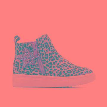 Self Esteem Toddler Jazmyn Children's Shoe (Multi-color - Size 6.5 - Toddler - FABRIC)
