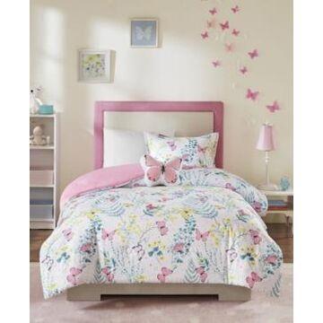 Mi Zone Kids Cynthia 4 Piece Full Comforter Set Bedding