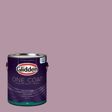 Ashberry, Glidden One Coat, Exterior Paint and Primer