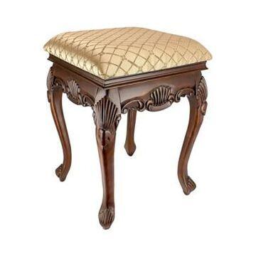 Design Toscano Madame Bouvier Boudoir Stool