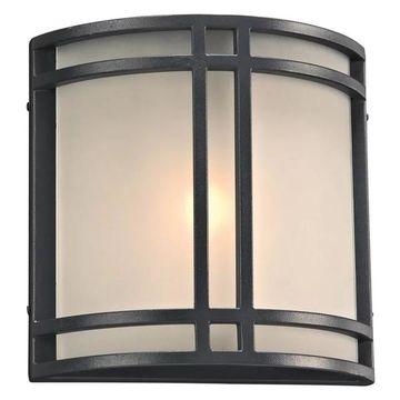 PLC Lighting 8045BZLED Plc 1 Light Outdoor Fixture Summa Collection 80