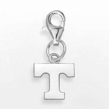 LogoArt Tennessee Volunteers Sterling Silver Logo Charm