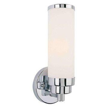 Forte Lighting 1 Light Wall bracket in Chrome