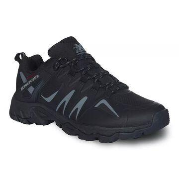 ZeroXposur Colorado Speed Men's Waterproof Trail Running Shoes, Size: 10.5, Black
