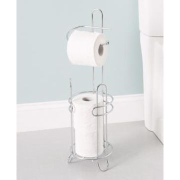 Home Basics Toilet Paper Holder and Dispenser Bedding