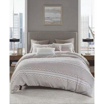 Ink+Ivy Lennon 3 Piece Comforter Set, Full/Queen Bedding
