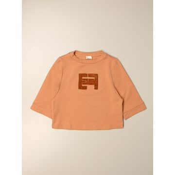 Elisabetta Franchi Sweater With Logo