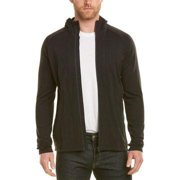 Icebreaker Mens Wander Wool-Blend Jacket