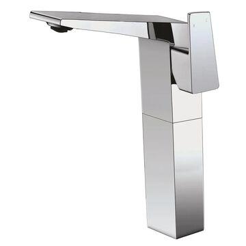 ALFI brand Polished Chrome 1-handle Single Hole Bathroom Sink Faucet | AB1475-PC