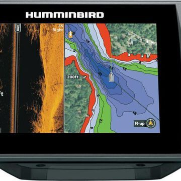 Humminbird HELIX 7 CHIRP SI GPS G2 Fish Finder and Chartplotter