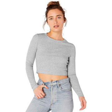 Beyond Yoga Keep In Line Cropped Pullover - Women's