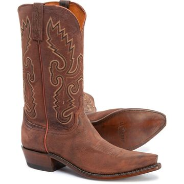 Lucchese Shrunk Goat Limited Edition Cowboy Boots (For Men)