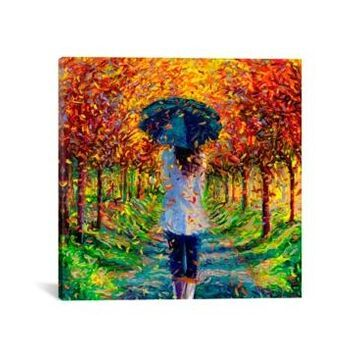 """iCanvas Colleen by Iris Scott Wrapped Canvas Print - 26"""" x 26"""""""