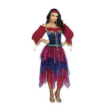 Dreamgirl Women's Gypsy Costume