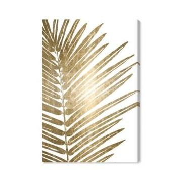 Oliver Gal Cal Leaves Canvas Art, 10