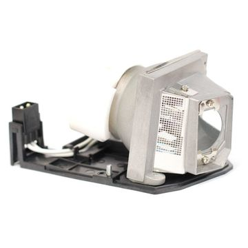 Optoma PRO-800P Projector Cage Assembly with Projector Bulb Inside