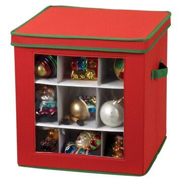 Household Essentials 27pc Holiday Ornament Storage
