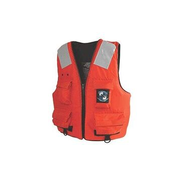 Stearns First Mate Life Vest - Orange - XX-Large
