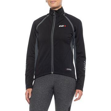 Louis Garneau Spire Polartec Power Shield Cycling Jacket - Convertible (For Women)