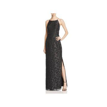 Aidan Mattox Womens Formal Dress Full Length Lace