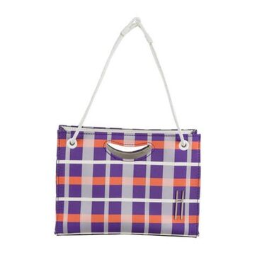 2020 Mini 1712 Basket Bag Purple