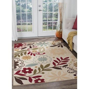 Bliss Rugs Skye Contemporary Area Rug