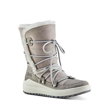 Cougar Women's Tacoma Leather & Shearling Waterproof Boots