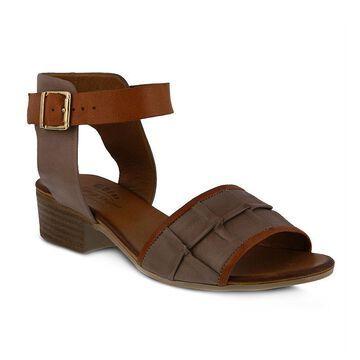 Spring Step Womens Mesima Strap Sandals