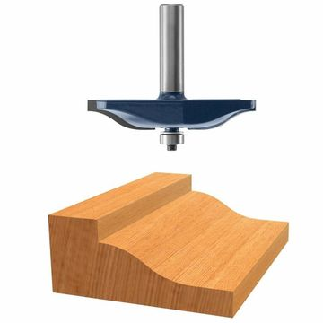 Bosch 3-3/8-in Carbide-Tipped Dovetail Router Bit
