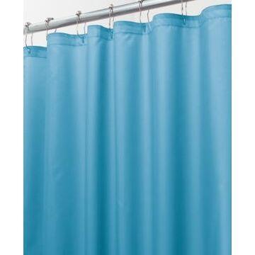 """Interdesign 2-in-1 72"""" x 72"""" Shower Curtain Liner Bedding"""