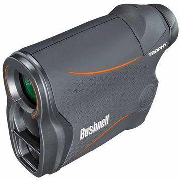''Bushnell 4x20 Trophy Laser Rangefinder, Waterproof and Fogproof, 7-850 yds Range''