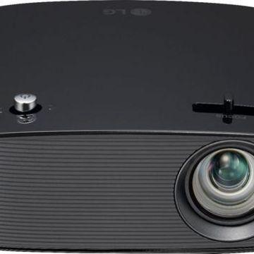 LG - PH150B 720p Wireless LCOS Projector - Black