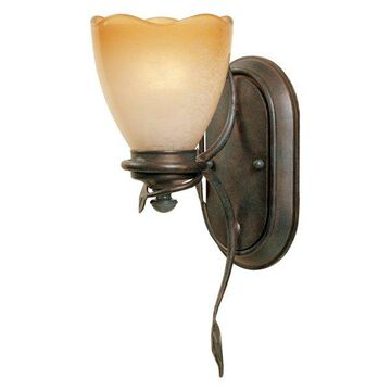 Designers Fountain Timberline Wall Sconce, Old Bronze
