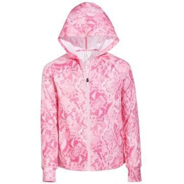 Ideology Big Girls Printed Hooded Jacket, Created for Macy's