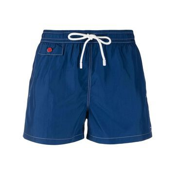 Kiton Sea clothing Blue