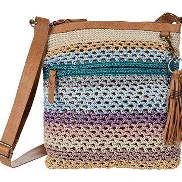 The Sak Lucia Crochet Crossbody