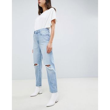 DL1961 Susie high rise tapered leg jean-Blue