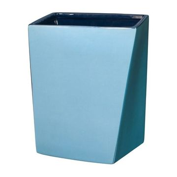 Creative Bath Wavelength Wastebasket