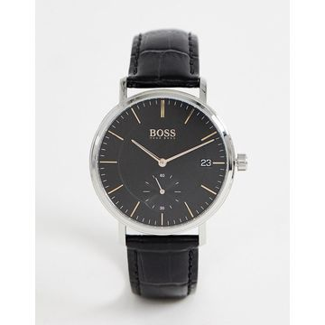 BOSS 1513638 Corporal leather watch