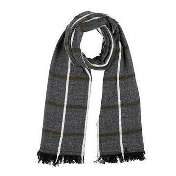 ALPHA STUDIO Oblong scarf