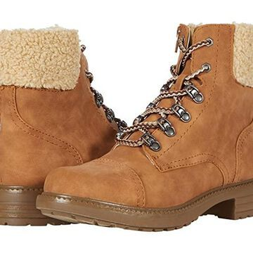Report Neema (Tan) Women's Boots