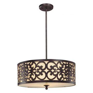 Minka-Lavery Nanti Three Light Pendant 1494-357