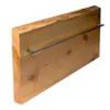 ALFI brand Wood Towel Warmer