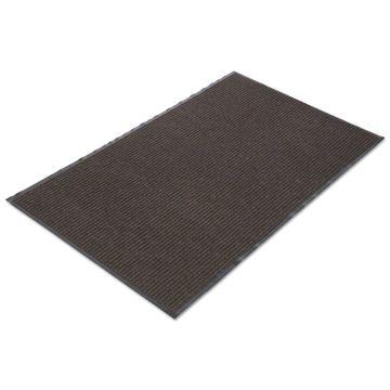 Crown Needle Rib Wipe & Scrape Mat Polypropylene 36 x 60 Brown NR0035BR