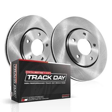 Power Stop TDBK4645 Track Day Brake Kit-Rear