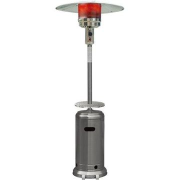 Hanover Outdoor 7-Ft. 41,000 BTU Steel Umbrella Propane Patio Heater